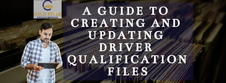 Truck Driver Qualification File